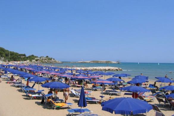 Hotel Residence Gabbiano Beach